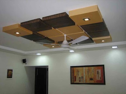 Ceiling Design Ideas 4362 square wooden dowels cover the ceiling of this watch showroom modern ceiling designshowroom ideasdesigner Home Ceiling Design Ideas Screenshot Thumbnail