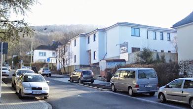 Photo: Auch die Bebauung zwischen Dömberg- und Schumannstraße ist wenig aufregend - da verblasst sogar der Goldberg!