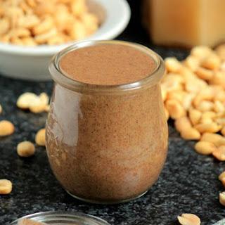 Homemade Honey Cinnamon Peanut Butter