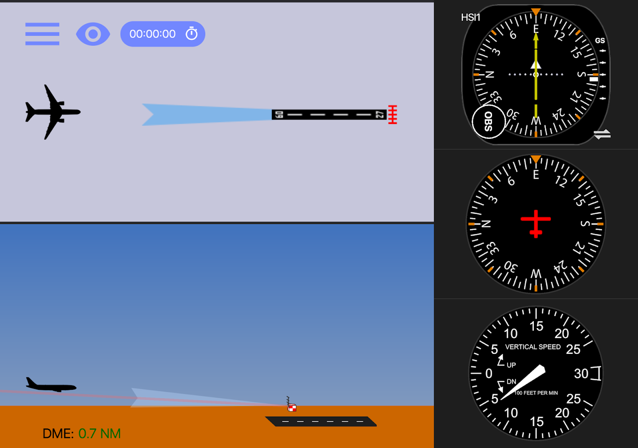 Nav Trainer Pro for Pilots- screenshot