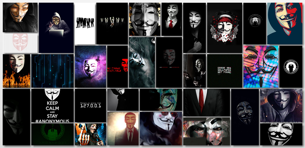 Anonymous Wallpapers Hd Free 10 Apk Download Comandromo