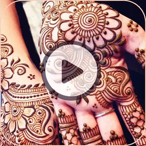 Simple Easy Mehndi Designs Videos Tutorial 2019 Apps On Google Play