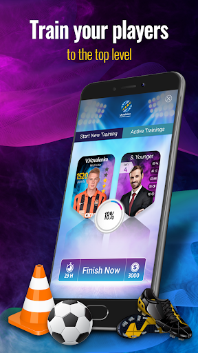 Real Manager Fantasy Soccer at another level 1.1.70 screenshots 7