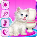 Kitty Care and Grooming icon