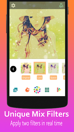 SelfMe Selfie Camera & Sticker 1.1.4 screenshot 489770