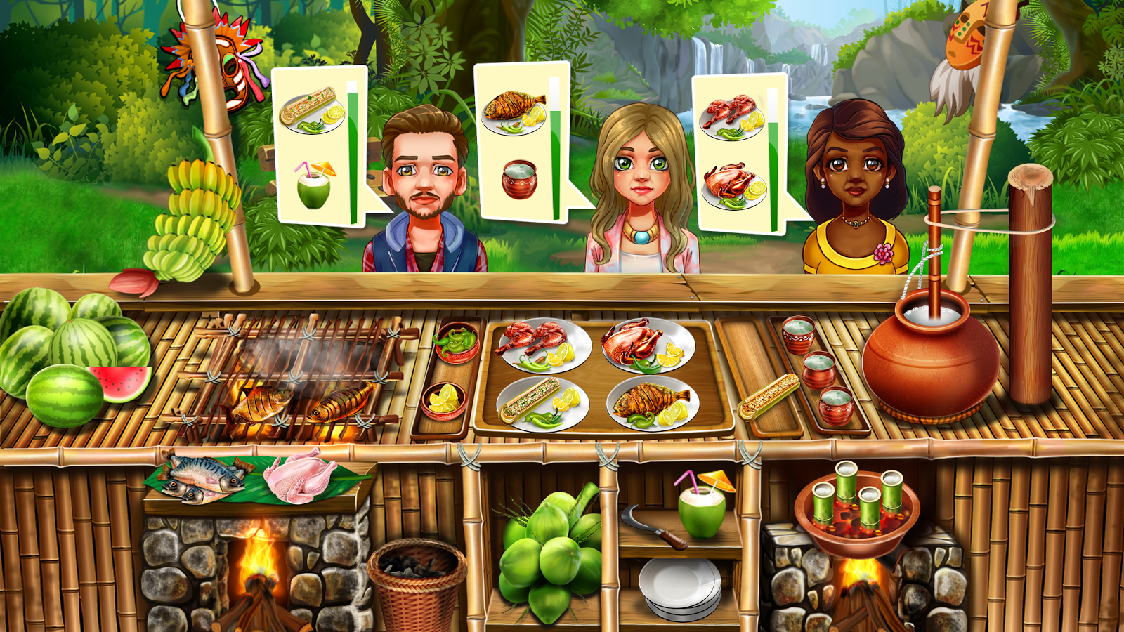 App shopper sport archery resort games - Cooking Fest Cooking Games Screenshot