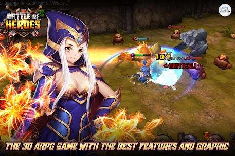Battle of Heroes 10.61.38 MOD [x50 Attack/Health/Speed] Apk 7