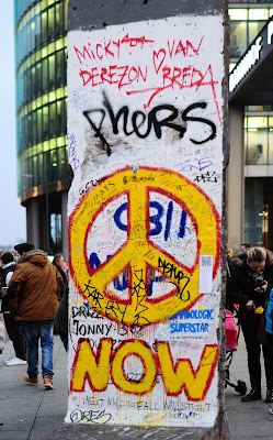 Berlino 1989: caduta del muro di mcris