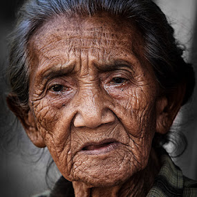 by Pt Seputra Adi Winata - People Portraits of Women ( senior citizen )