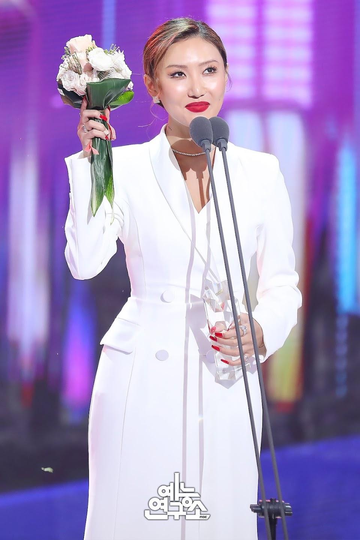hwasa win award 2018