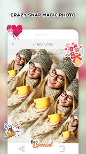 Crazy Snap Photo Effect : Photo Editor - náhled
