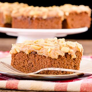 Peanut Butter Chocolate Cola Cake Recipe