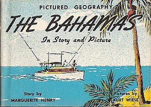 Photo: Bahamas In Story And Picture.  Marguerite Henry (author), Whitman, 1946.