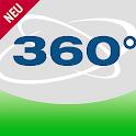 360° online 2.0 icon