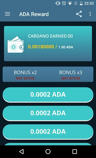 ADA Reward - Earn free Cardano screenshot 3