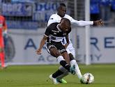 Mamadou Sylla confirme à demi-mot son départ pour Gand