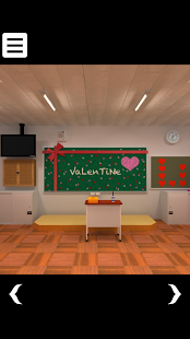 Escape Game - Valentine- screenshot thumbnail