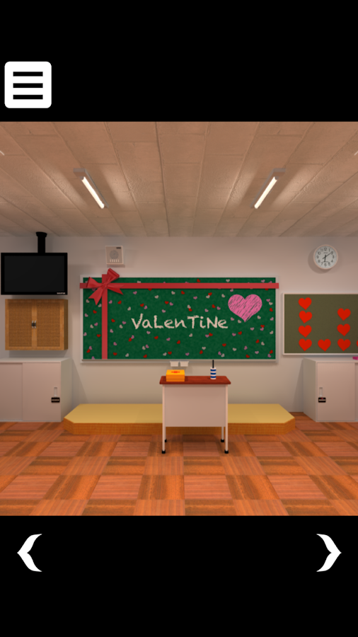 Escape Game - Valentine- screenshot