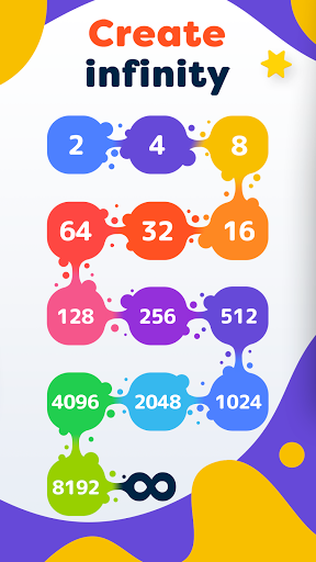 LAVA - Merge Number Blocks with 2048 game screenshot 7