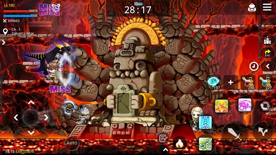MapleStory M - Open World MMORPG Screenshot