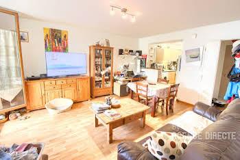 Appartement 2 pièces 47,87 m2
