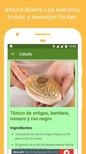 Trucos y Consejos de Belleza Caseros 1.05 screenshots 5
