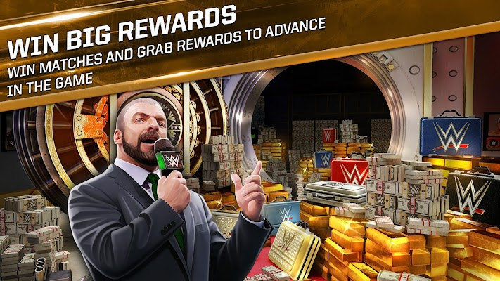 WWE Mayhem- screenshot