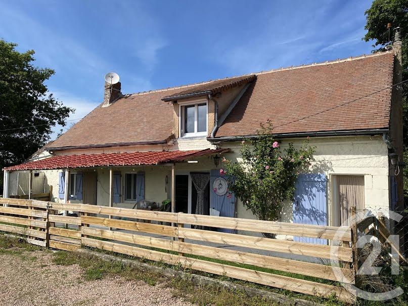 Vente maison 4 pièces 125 m² à Isenay (58290), 168 500 €