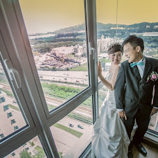 Wedding photographer Jeff Poon (poon). Photo of 07.04.2015
