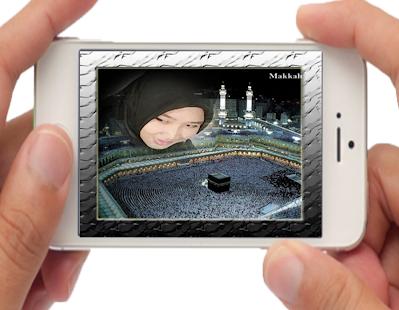 New Mekkah Photo Frame - náhled