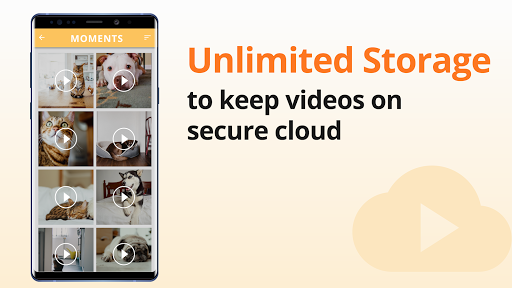 Alfred Home Security Camera, Baby&Pet Monitor CCTV screenshot 4