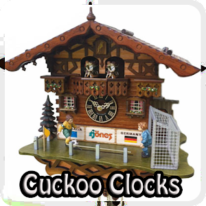 Cuckoo clock android apps on google play - Cuckoo bird clock sound ...