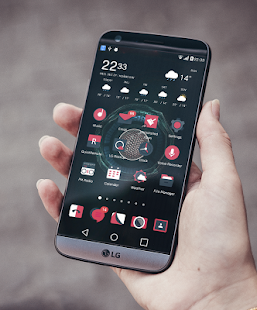 JARVIS Theme LG G5 & V20 APK Download - Android Personalization Apps