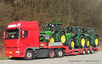 Photo: DAF XF from Denmark  ---> www.truck-pics.eu <---