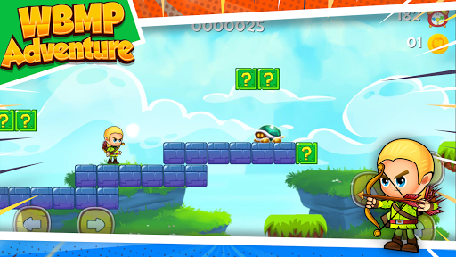 WBMP Adventure - screenshot