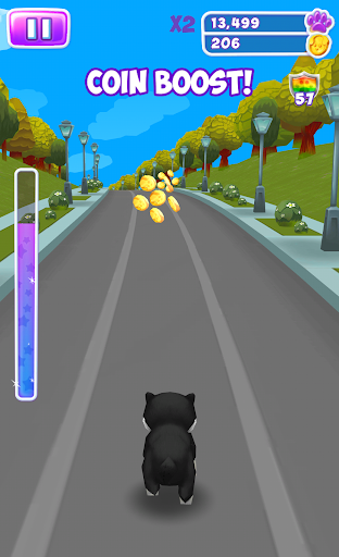 Cat Simulator - Kitty Cat Run android2mod screenshots 6