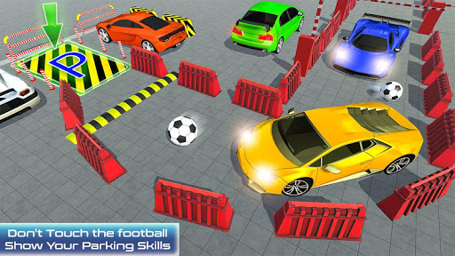 Modern Car : Drive Parking 3d  screenshots 3