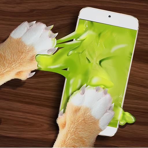Simulator DIY Slime for Cat