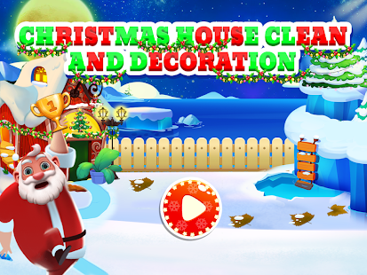 Christmas House Cleanup and Decoration - náhled