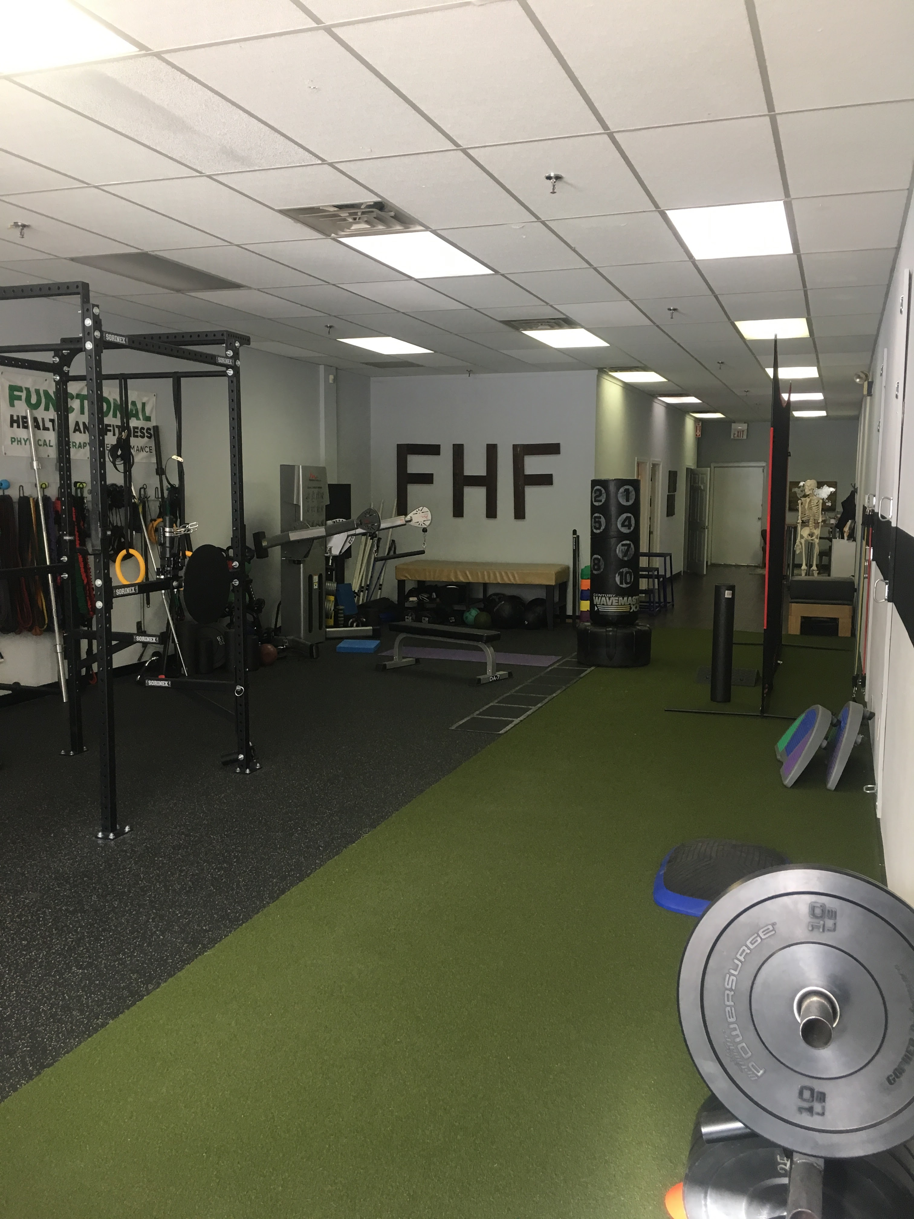 David Houk PT, CSCS // Functional Health and Fitness image