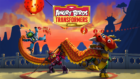 angry birds transformers mod apk unlimited gems 2019
