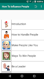 Download How To Influence People For PC Windows and Mac apk screenshot 1
