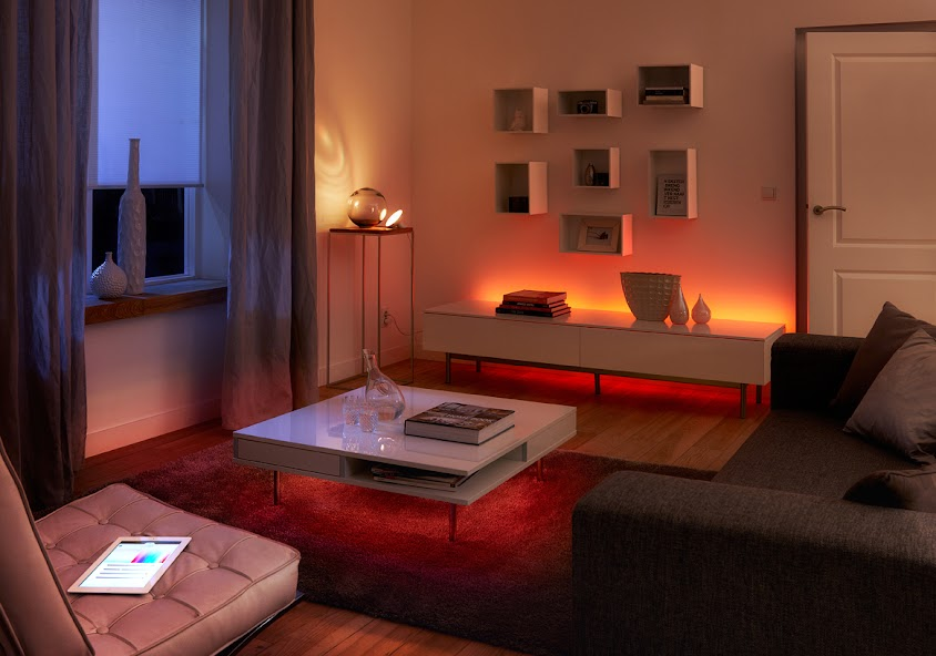 how to create a smart home with philips hue wireless lighting