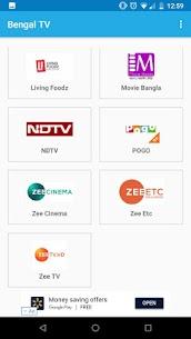TV Bengal (বাংলা টিভি)- All Live TV 2