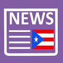 Puerto Rico Newspaper icon