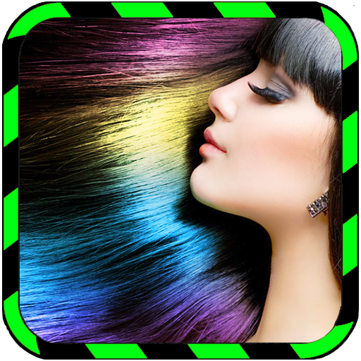 Hair Color Changer 遊戲 App LOGO-硬是要APP