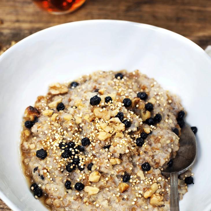 Ancient Grain Hot Breakfast Cereal Recipe