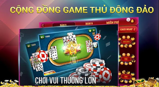 Game danh bai doi thuong 52fun 5.6.6 screenshots 1
