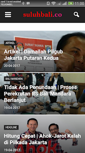Suluh Bali News- gambar mini screenshot