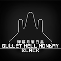 Bullet Hell Monday Black icon